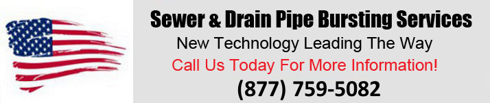 Sewer Pipe Bursting