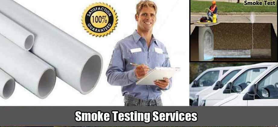 TSR Trenchless, Inc. Smoke Testing